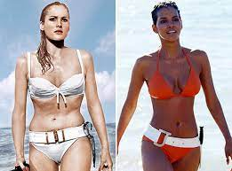 Bond Girl Fashion Face-Off: Ursula Andress vs. Halle Berry | EW.com