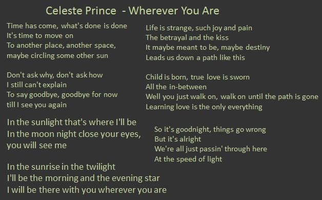 Lyrics Celeste Prince Wherever You Are3.jpg
